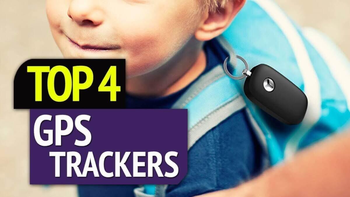 Gps-Tracker mit Kindern