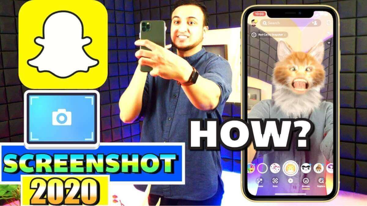 How To Screenshot Snapchat Secretly