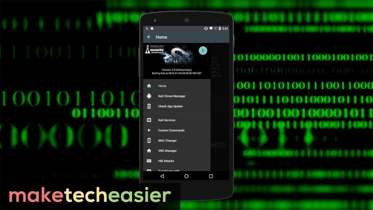 Top 5 Hacking Apps For Android With No Root