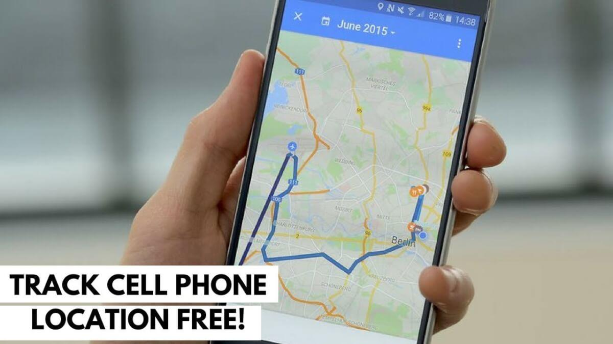 Track Your Husband's Phone GPS