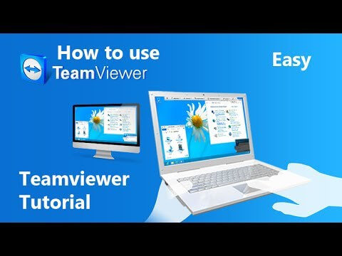 control android phone using teamviewer