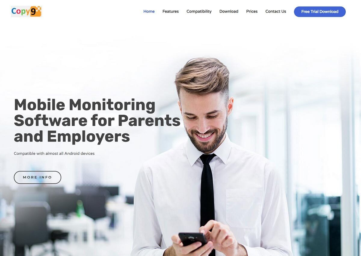 copy9 phone monitoring tool