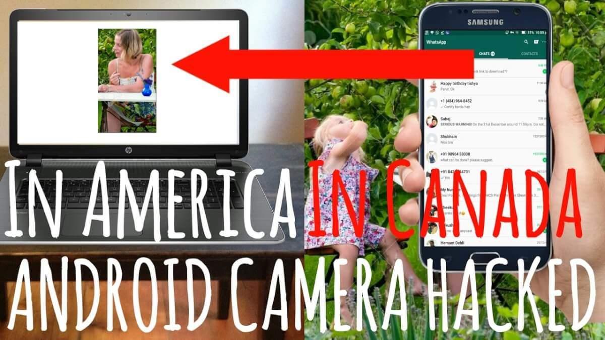 hack someones phone cameras