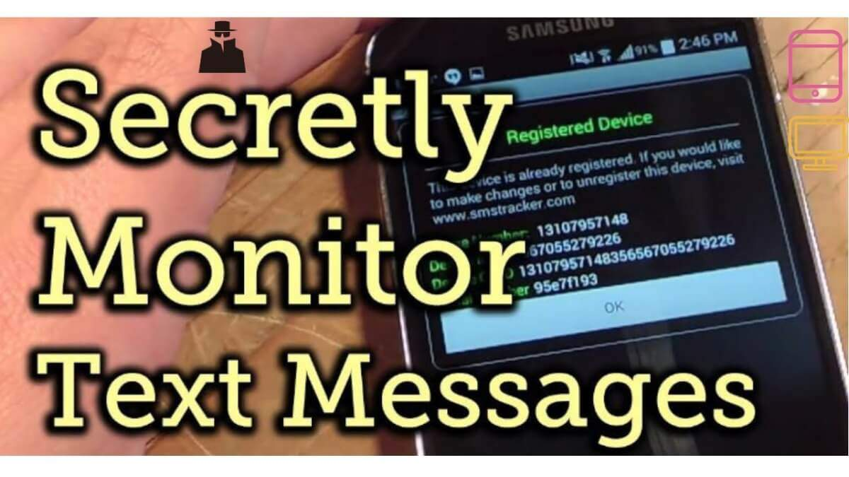 hack text messages without target phone