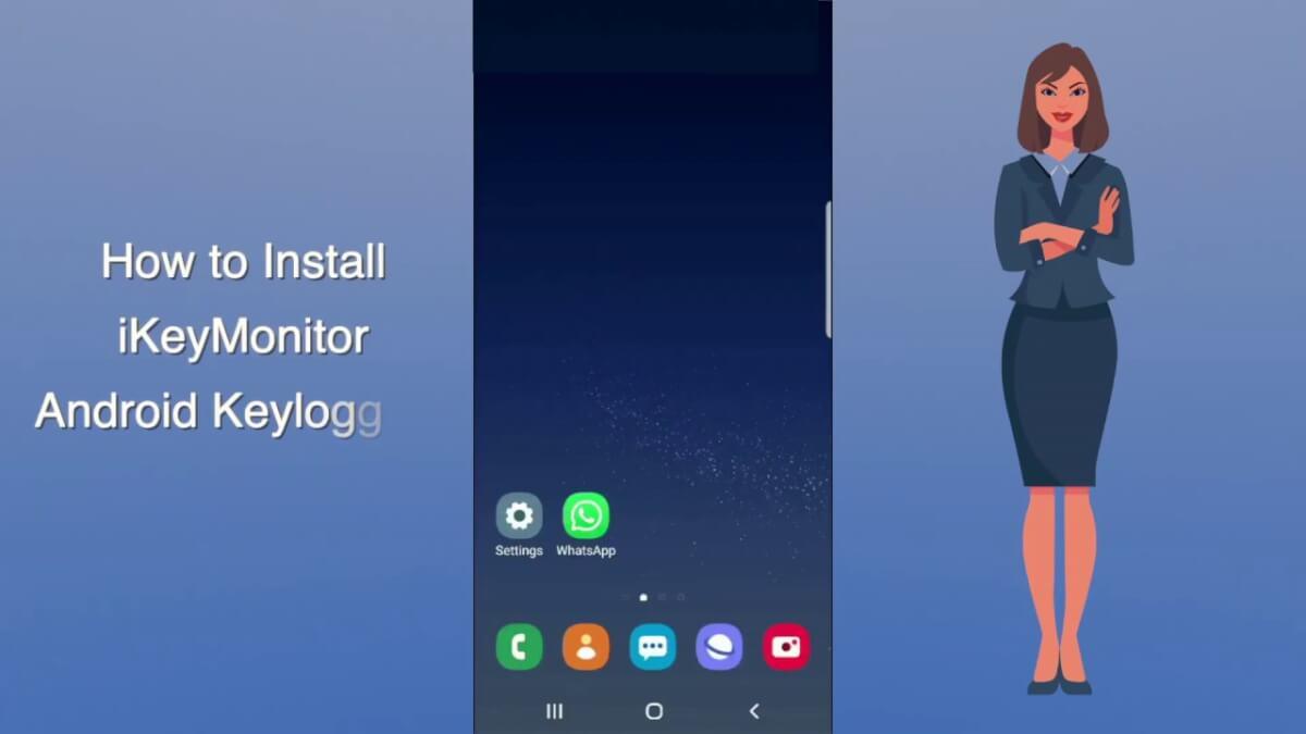 install keylogger app