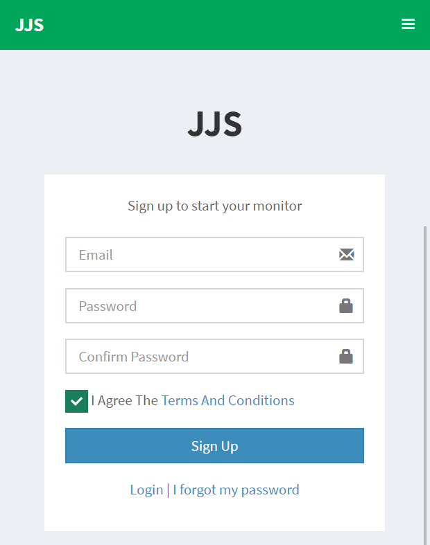 JJSPY account register