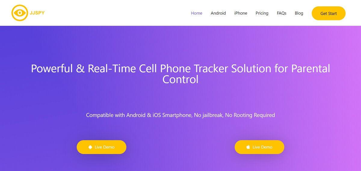 JJSPY App
