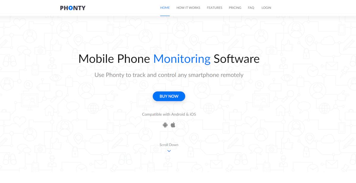 phonty app