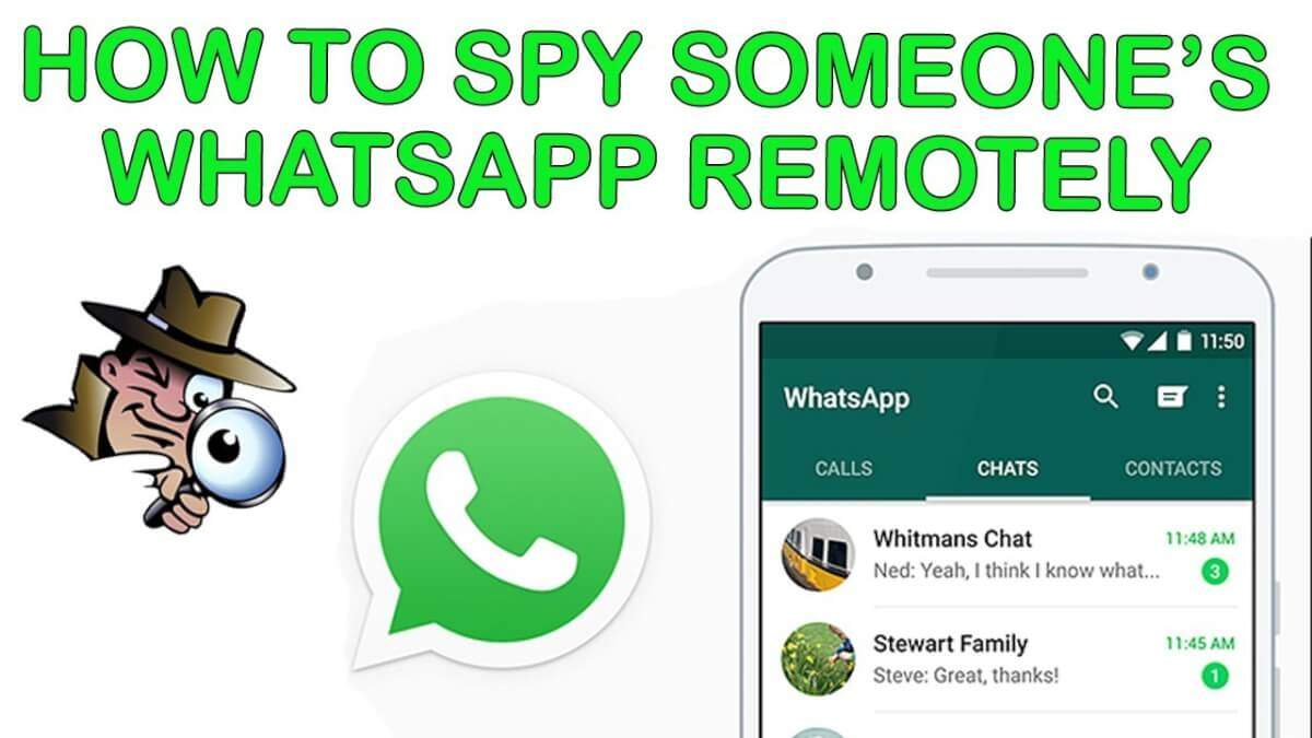 read someones whatsapp messages
