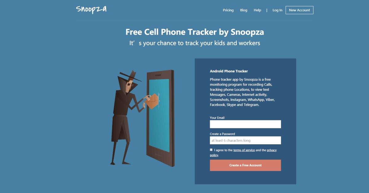 snoopza app