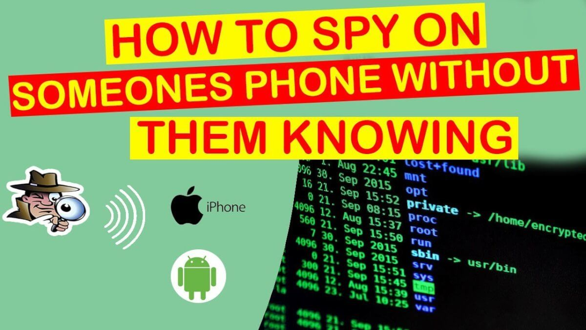 spy on someones cell phone