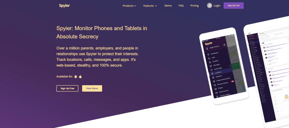 spyier app