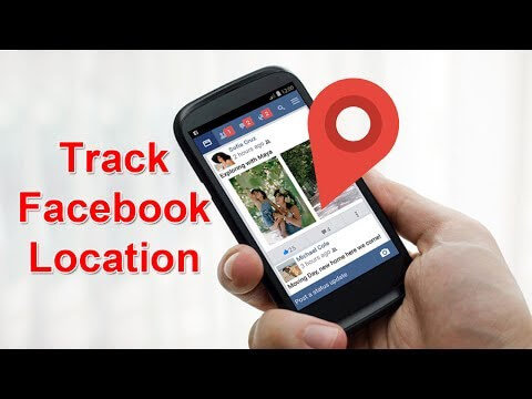 track an iphone using facebook