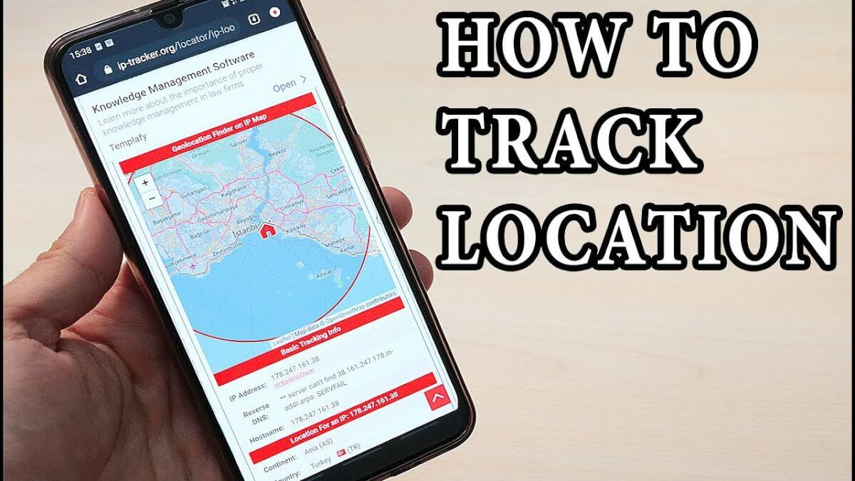 track cell phone location