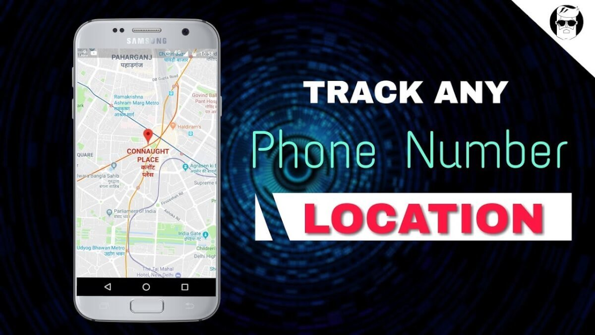 track cell phone number location