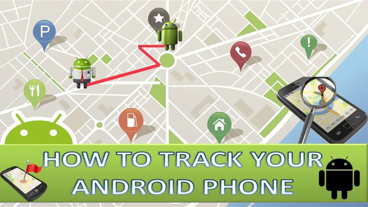 track your android phone